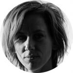 Emilie Reinhold grå rund